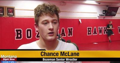 student week chance mclane