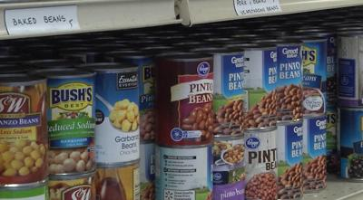 Scout Food Drive Hopes to donate 25,000 pounds to Community Food Bank