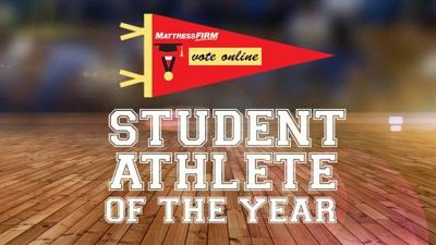 Student athlete of the year voting