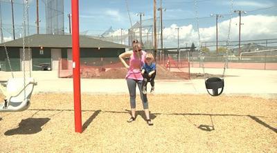 Butte's playground