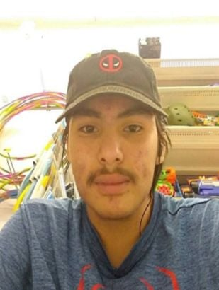 Suspect: Shane Amyotte