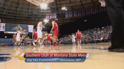 Montana State Sweeps Southern Utah, Highlights 2/13