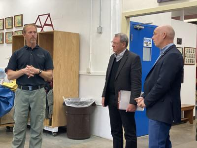 Montana lumber leaders meet in Missoula to talk with federal officials