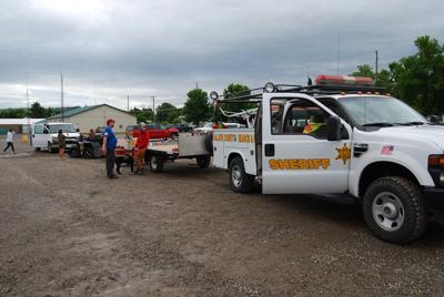 Touch a Truck event for kids in Gallatin County