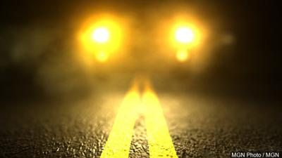 hit and run crash road highway danger travel night wreck collision
