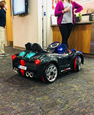 Brightening the Day of Patients Getting Surgey: Students Build Electric Remote Car