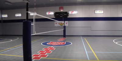 Helena Salvation Army in 4th season of FIRE Volleyball