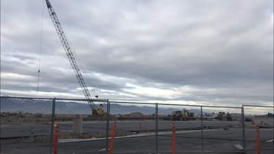 Missoula International Airport continues to progress