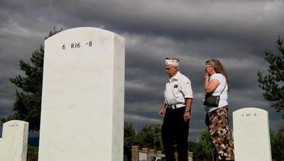 veteran funeral