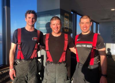 Missoula City Fire wins Seattle firefighter stair climb; Montana firefighters raise nearly $40,000