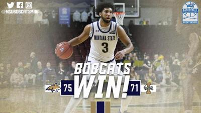 Bobcats Win 3-13-19