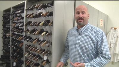 Montana Treasures: Forensic Gun Examiners