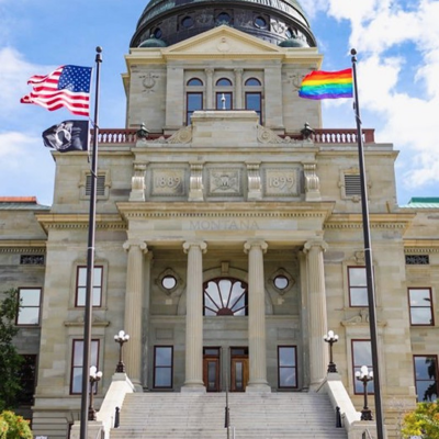 Controversy surrounding pride flag that flew over state Capitol