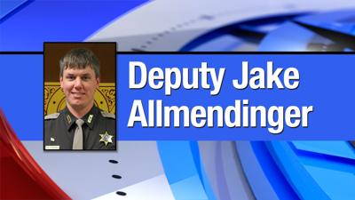 How you can pay tribute to fallen Gallatin County Sheriff's Deputy Jake Allmendinger
