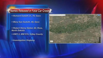 Names of Victims in Fatal Car Accident Released | Student of