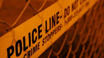 police investigation crime shooting