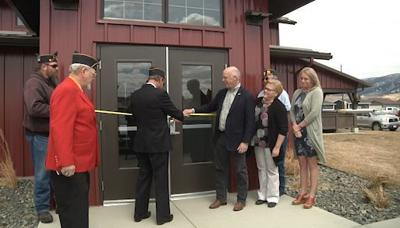 Butte's New American Legion Hall