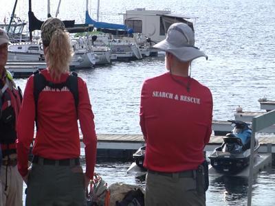Scuba Diver Search
