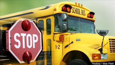 Back to school traffic reminders