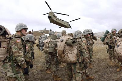 Griz ROTC Battalion flies to training for future Army officers