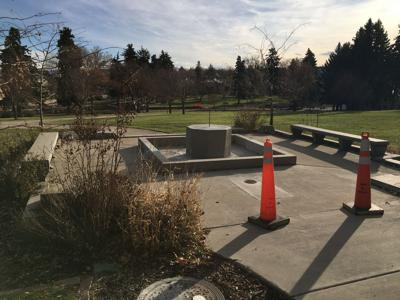 Hill Park gets ready to welcome new fountain