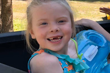Donations pour in for six-year-old hit by car after getting off a school bus