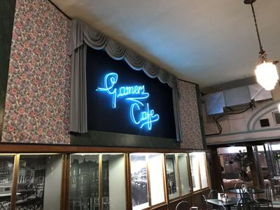 The history of the Curtis Music Hall and Gamer's Cafe