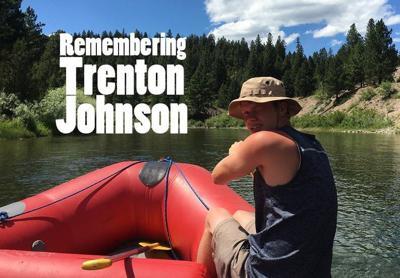 Trenton Johnson: beloved friend, son and team (SLIDESHOW)