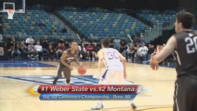 Montana Basketball Falls to Weber State in Big Sky Conference Championship Game