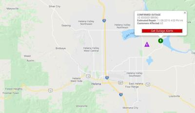 Northwestern Energy Electric Service Outage Map