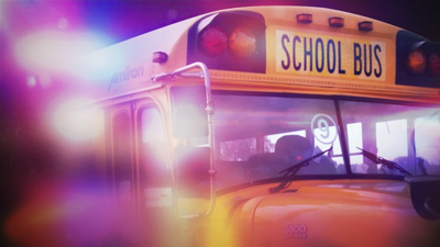 Two students injured after pickup rear-ends school bus in Billings Heights