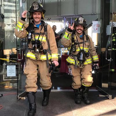 Climbing for a cause: Montana firefighters heading to Seattle for yearly stairclimb