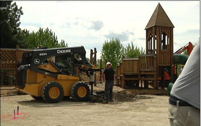 Renovations Underway at Dragon Hollow; Hundreds of Volunteers Needed