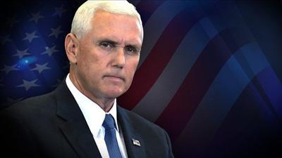 Pence earned about $110,000 in 2016 as governor of Indiana