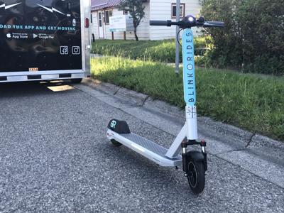 The story behind Montana's only e-scooter ride share