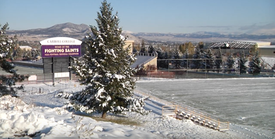 Carroll College preps for fall sports after second snowstorm