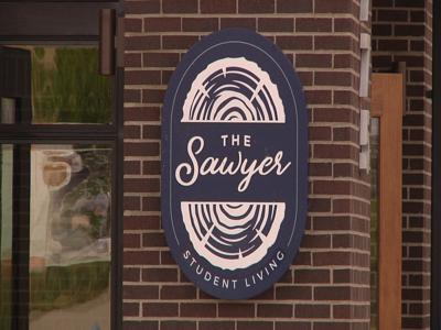 The Sawyer, a 57-unit apartment complex is open in the Old Sawmill District
