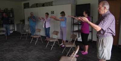 Tai Chi growing in popularity across the Capital City