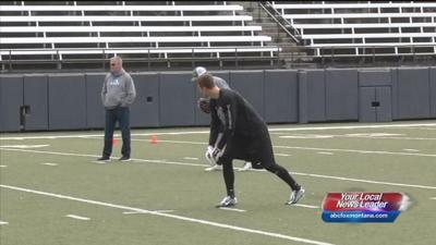 Missoula's Ben Roberts Ready For an NFL Chance