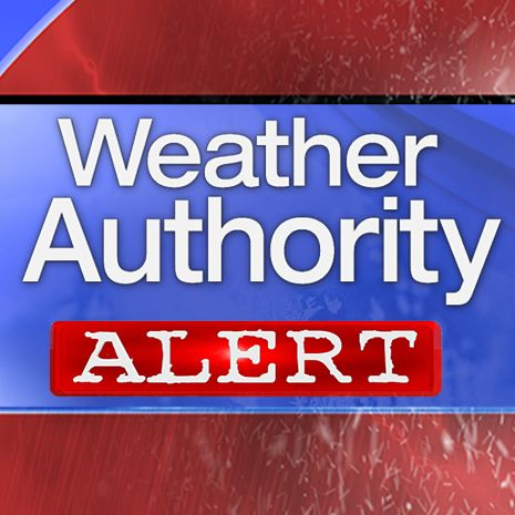 Weather Authority Alert