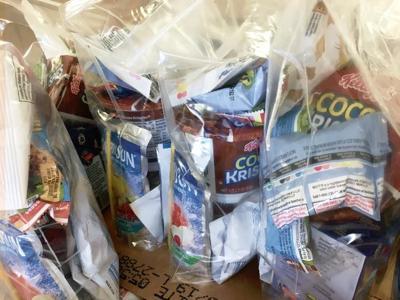Backpacks 4Kids Program in all 15 Great Falls Public Elementary School's