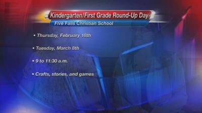 Round Up Day at Five Falls Christian School