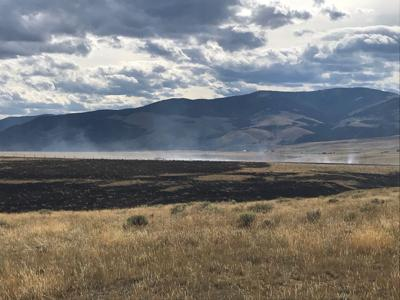 Tucker Creek Rd Fire
