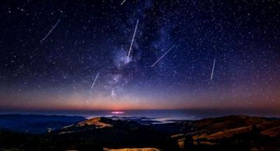 LOOK UP! Perseid meteor shower peaks this weekend!