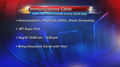 Keep Kids Strong the Whole Year Long: Immunizations and Sports Physicals