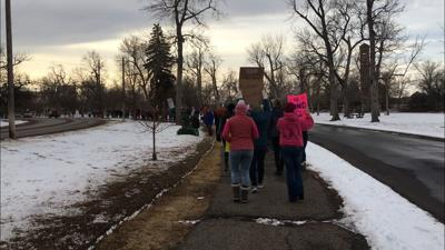 Women's March takes Great Falls