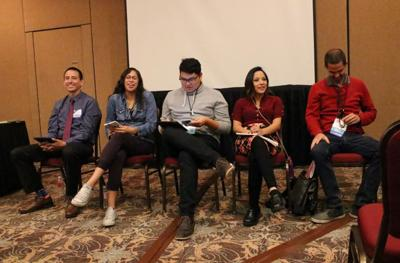 MSU American Indian students present at national convention