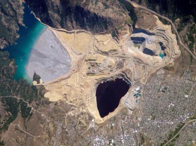 berkeley pit nasa