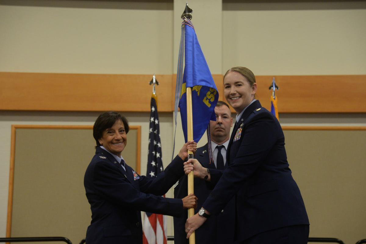 Major Samantha Miller