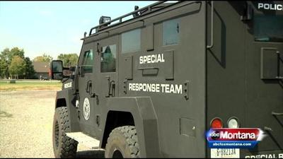 New Armored Vehicle A Surprise To City Commissioners